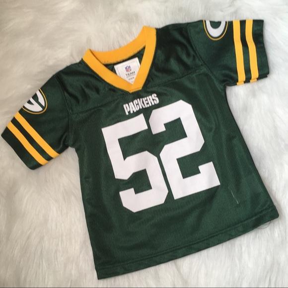 brand new 28c71 0cd2c Green Bay Packers Matthews NFL Jersey 2T